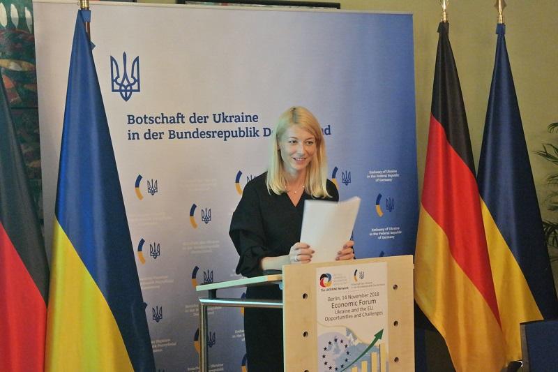 За ініціативи Сумського науковця і за підтримки Посольства України у ФРН відбувся Економічний Форум у м. Берлін