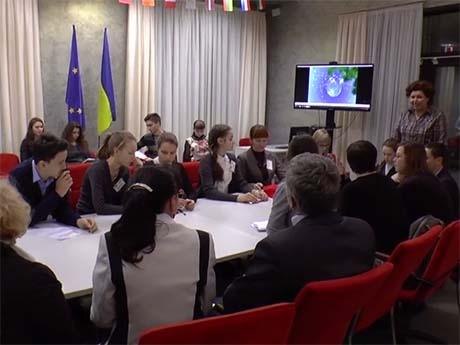 Німецькомовні дебати (22.12.2014)