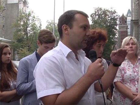 Діалог із заступником Голови НБУ Рашкованом В.Л. (17.09.2015)