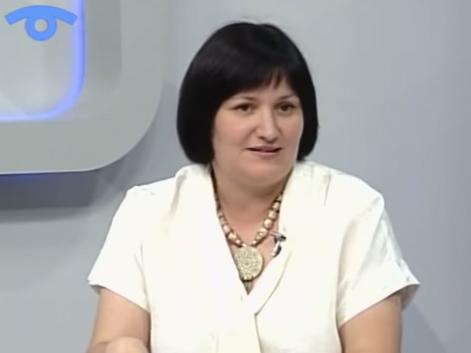 Проректор академії А.Г. Ярова у програмі