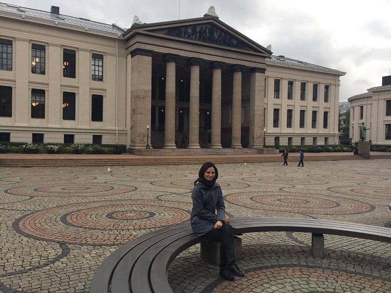 Участь викладача інституту в міжнародній конференції у Норвегії