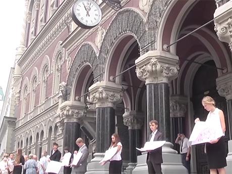 Канал СТС про нагальні проблеми УАБС (09.09.2015)