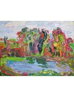 ІІІ Міжнародний мистецький пленер. Виставка живопису