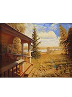Художник у провінції. До 150-річчя від дня народження К.І. Власовського (1863-1922). Виставка живопису