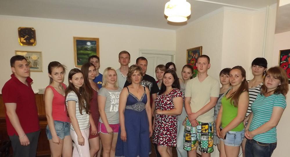 Студенти УАБС НБУ долучилися до волонтерського руху «Україна Together»