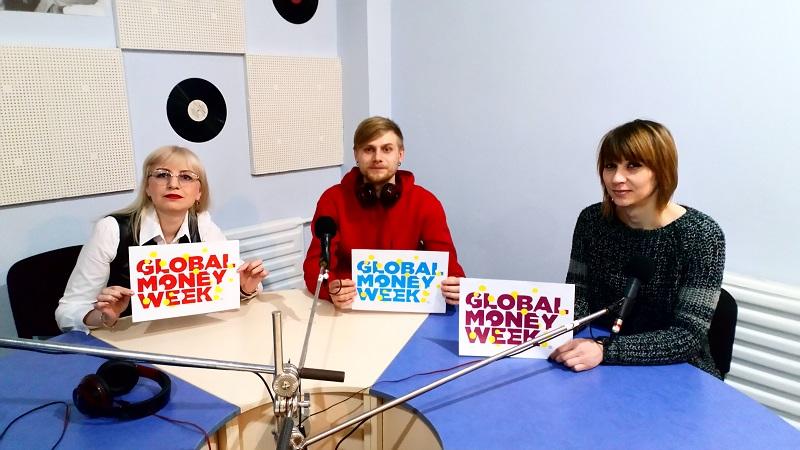 В СумДУ стартував Global Money Week