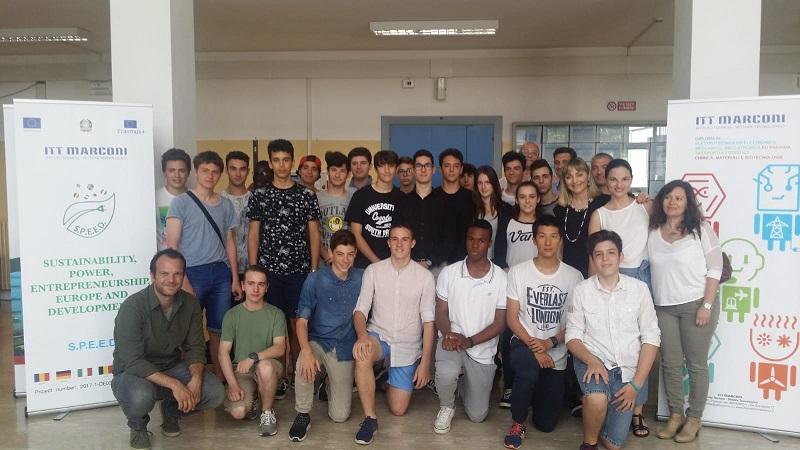 Участь в організації та проведенні воркшопів в Італії у рамках проекту Erasmus +