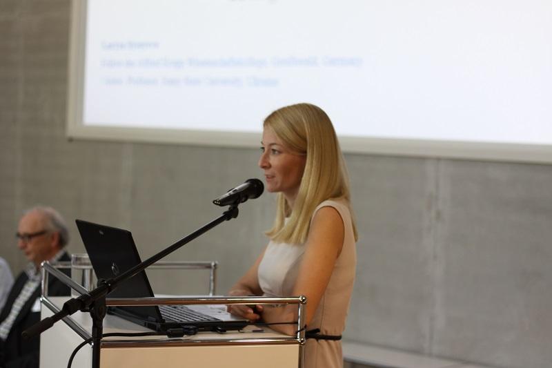 Доцент кафедри фінансів, банківської справи та страхування Сисоєва Лариса Юріївна отримала місце позаштатного Honorary Research Fellow у Центрі Жана Моне
