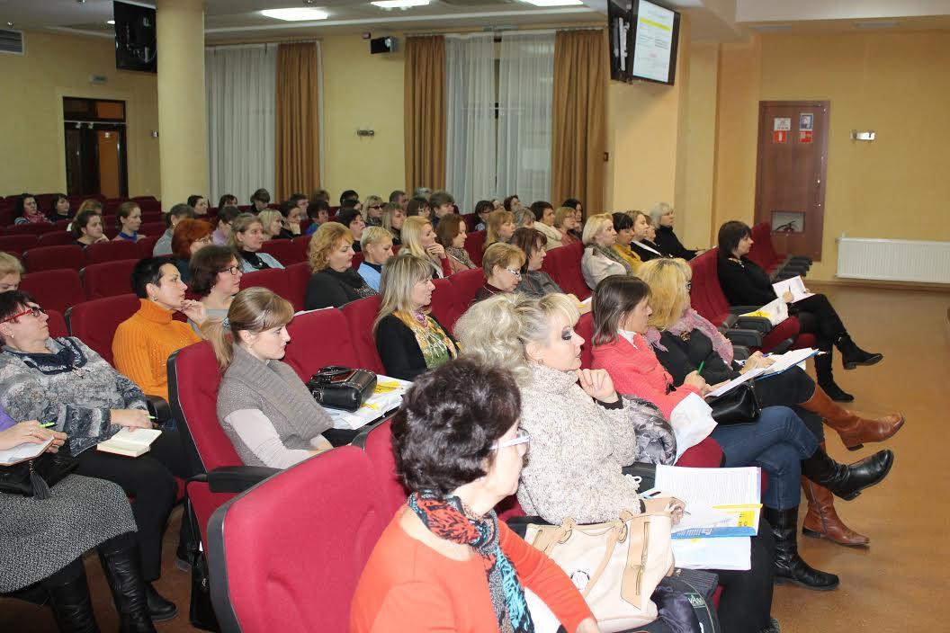 Відбувся черговий семінар-практикум громадської організації «Всеукраїнський бухгалтерський клуб»