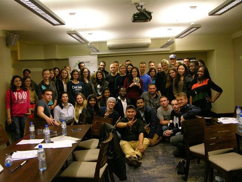 Участь студентів та викладачів ННІ БТ «УАБС» у міжнародній програмі академічної мобільності