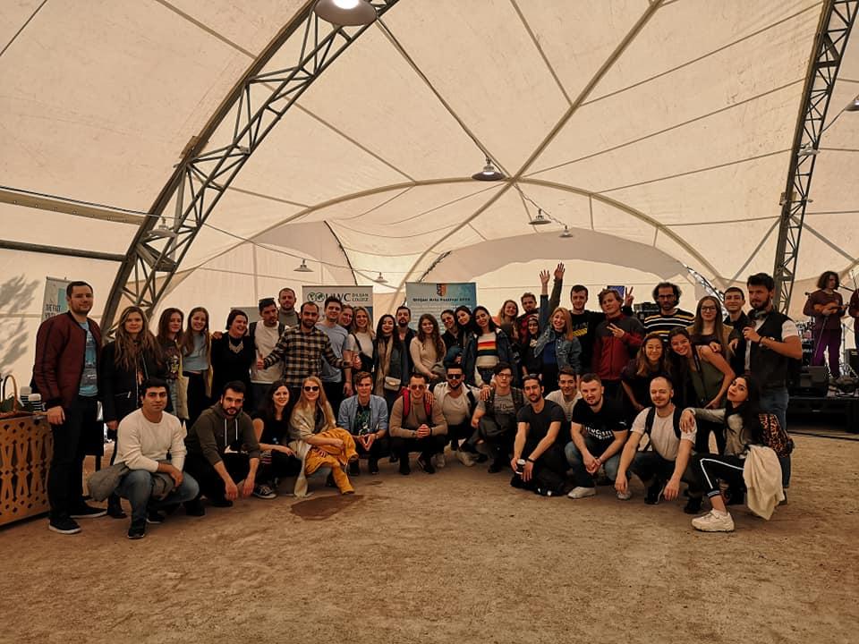 Участь викладача кафедри Бухтіарової А.Г. у проекті міжнародного молодіжного обміну «Ru(Vi)ral Tourism» Erasmus+