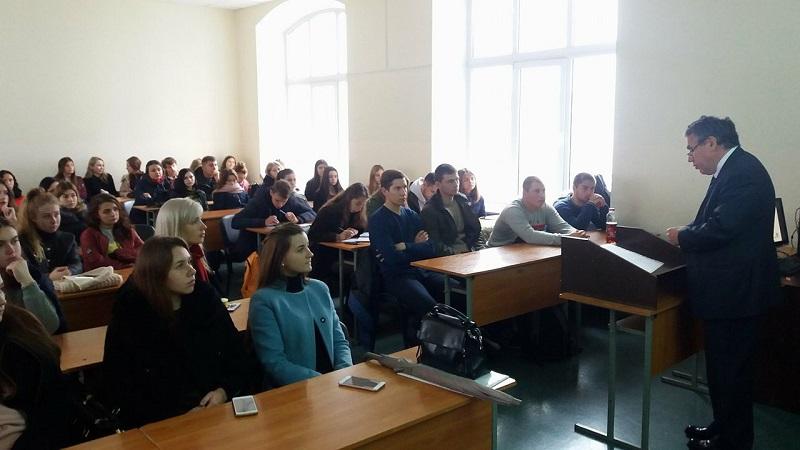 Візит представників Асоціації банків Угорщини до Сумського державного університету