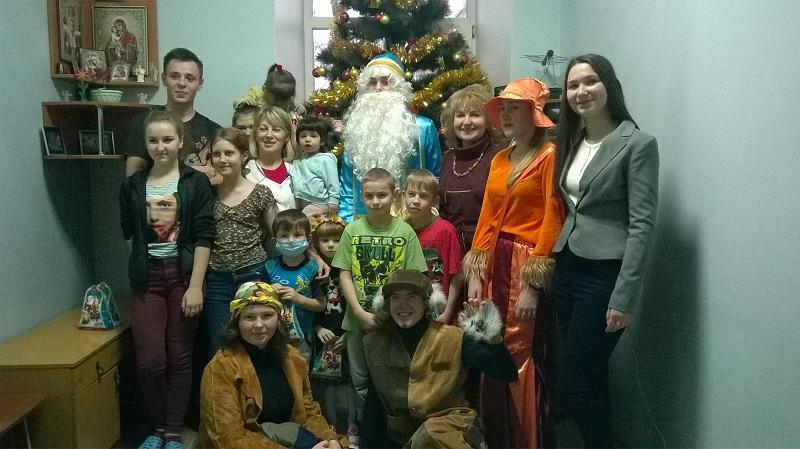 Театр «Кураж» знову подарував дітям казку!