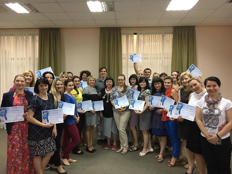 Школа професійного розвитку Insights into Foreign Language Learning, Teaching & Assessment: Streamlining Practices