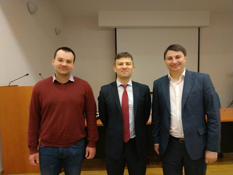 Участь викладачів інституту у семінарі Національного банку України