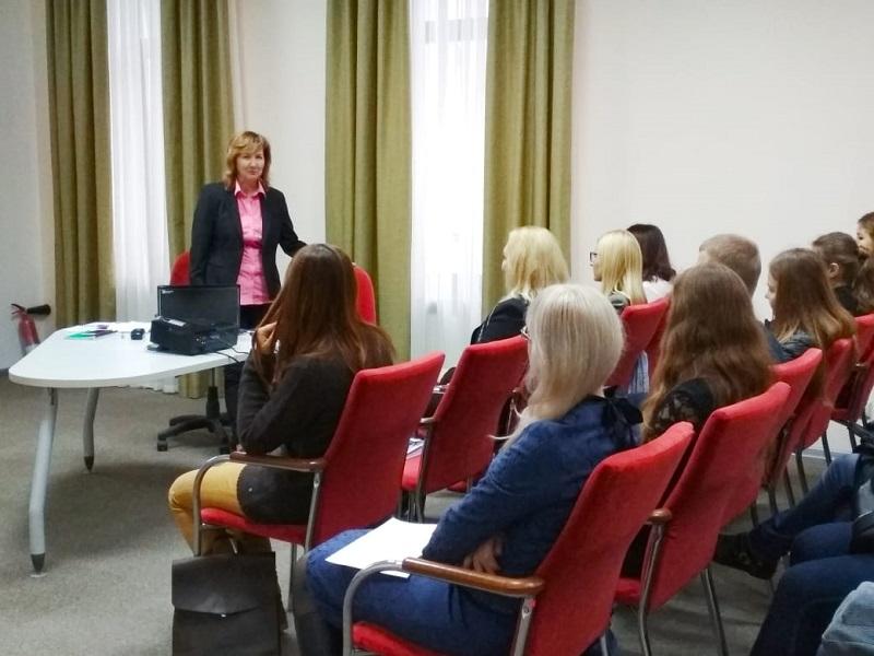 Лекції представників Національного банку України для студентів ННІ БТ