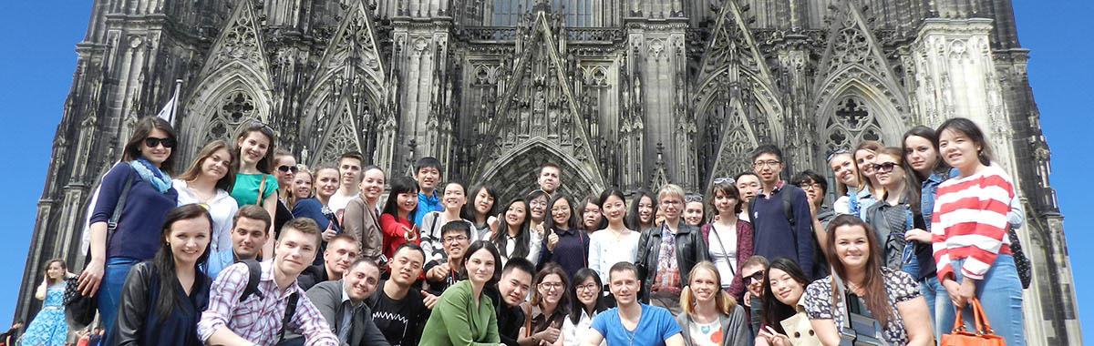 Міжнародний простір відкритий для студентів інституту
