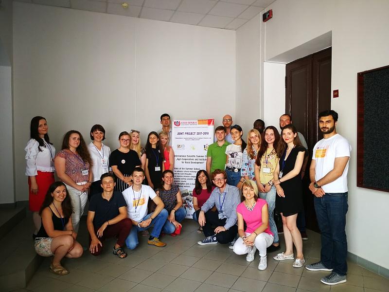 Успішно завершилася міжнародна наукова літня школа на базі СумДу та СНАУ